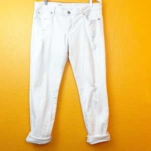 Kut from the Cloth Distressed Catherine BF Jean